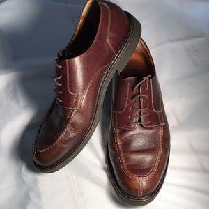 Mephisto / Leather Phoebus Shoe
